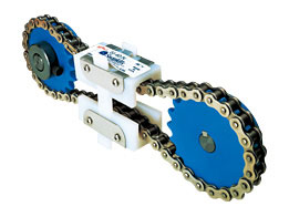 Snapidle chain tensioners